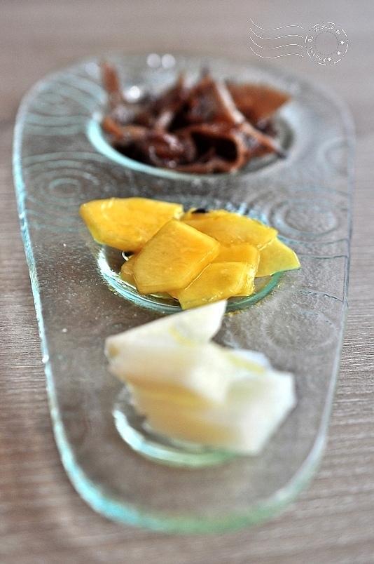 CA rolls'新美日式料理:小菜