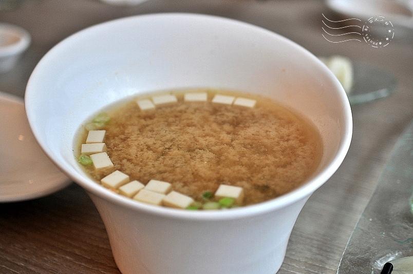 CA rolls'新美日式料理:味噌湯