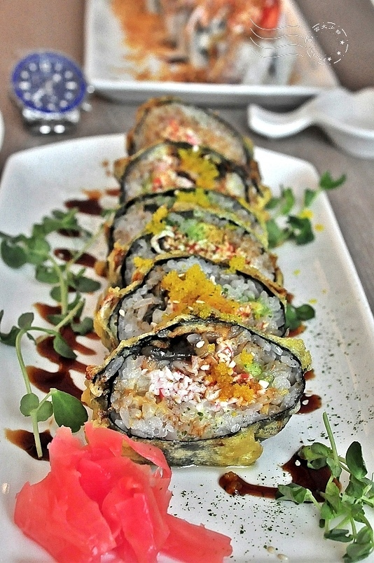 CA rolls'新美日式料理:聖塔摩尼卡卷