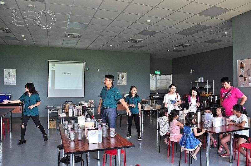 奇麗灣珍奶文化館珍奶DIY