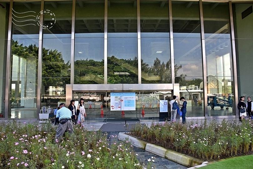 台北市立美術館大波斯菊
