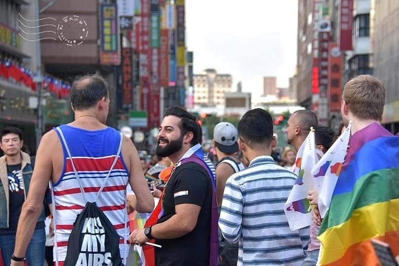 臺灣同志遊行2018