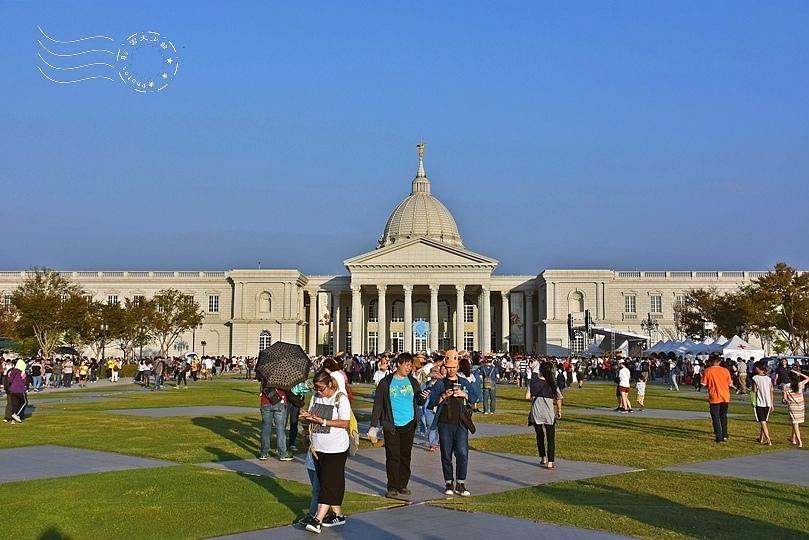 台南都會公園‧奇美博物館