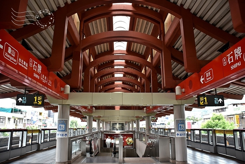 捷運石牌站