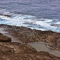 鼻頭角海蝕平台