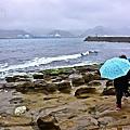 深澳漁港海蝕地形