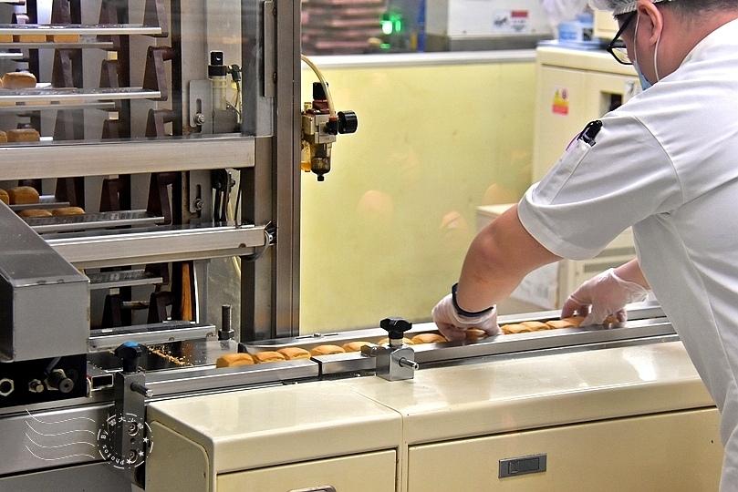 維格餅家:鳳梨酥觀光工廠