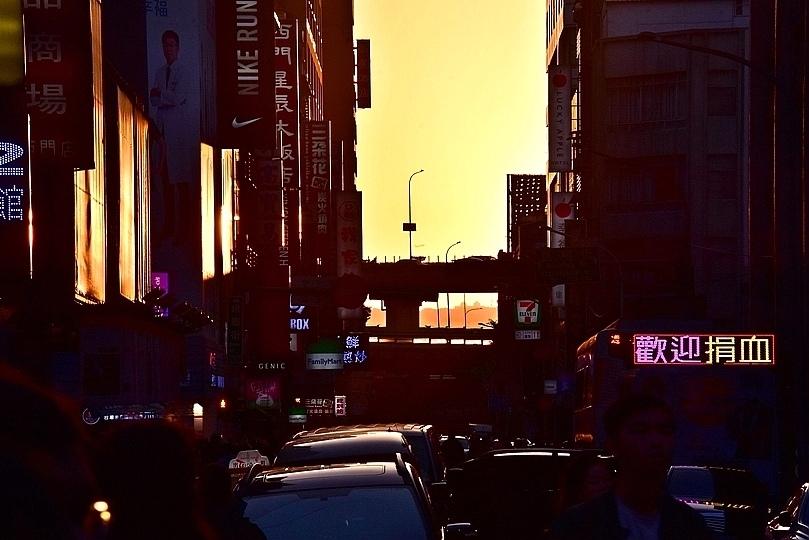 西門町峨嵋街