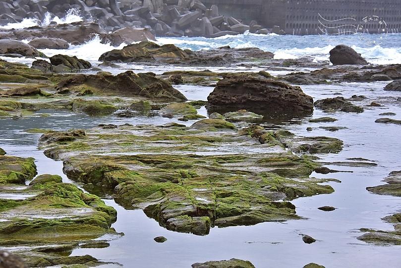 基隆大坪海岸