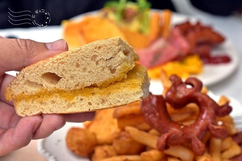 奶油巴達麵包