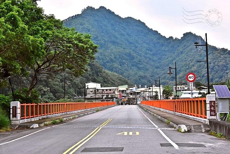 苗栗汶水橋