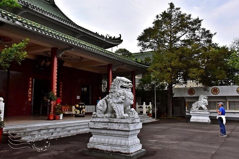 苗栗大湖法雲禪寺