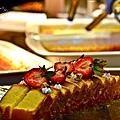 漢來海港餐廳敦化店:甜點櫃