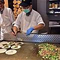 漢來海港餐廳敦化店:三星蔥肉餅捲