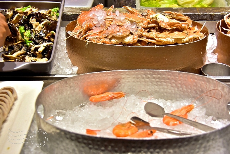 漢來海港餐廳敦化店:開胃菜區