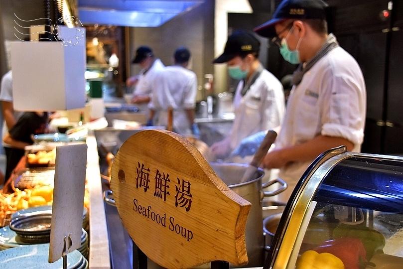 漢來海港餐廳敦化店:海鮮湯