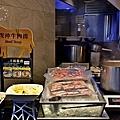 漢來海港餐廳敦化店:現沖牛肉湯