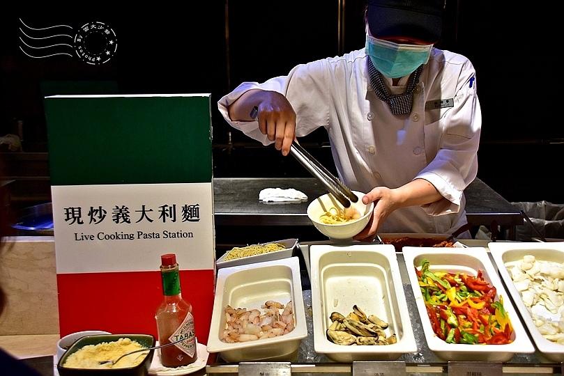 漢來海港餐廳敦化店:異國料理區