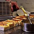 香蒜金磚吐司