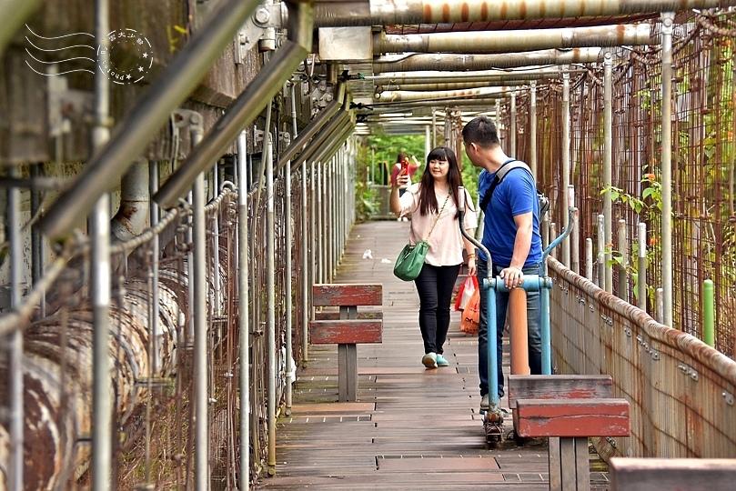 慶和橋津梅棧道