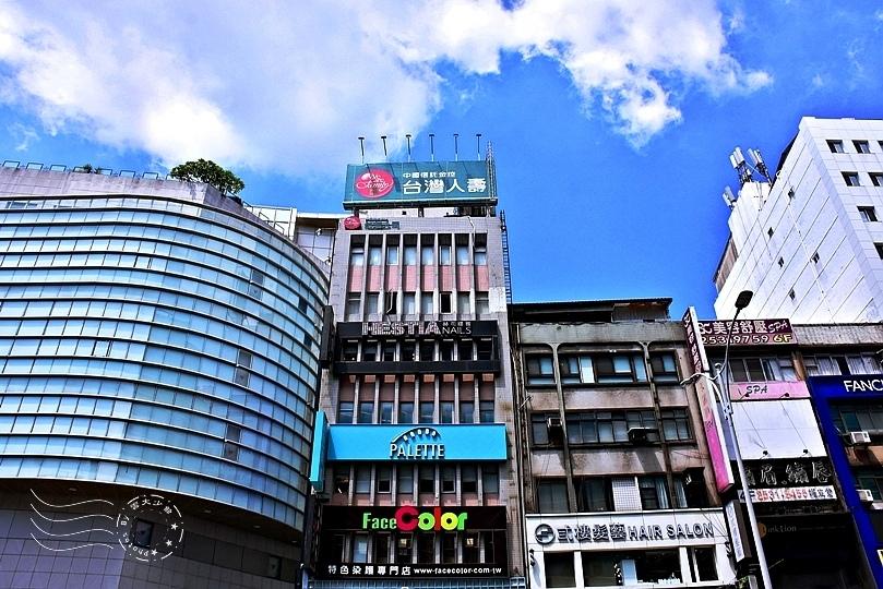 南京西路街景