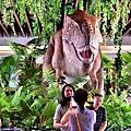 南港車站Dinolink2.0恐龍展
