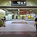 南港車站捷運
