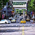 南港車站前興華路