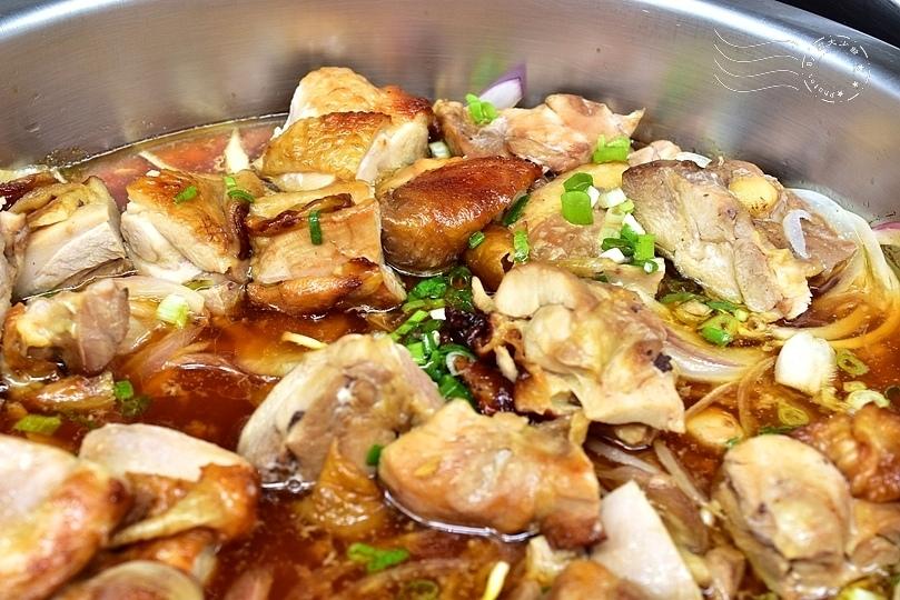 香草菲菲:油雞