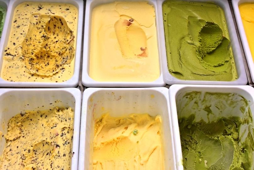 香草菲菲:冰淇淋