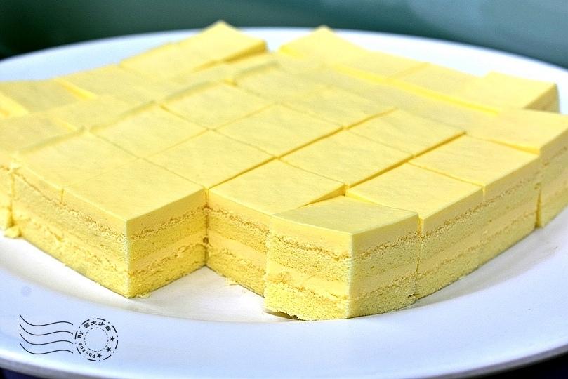 香草菲菲:牛奶蛋糕