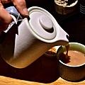陶板屋:日式玄米鹹奶茶