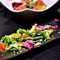 陶板屋:鮮蔬溫拉沙