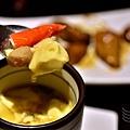 海鮮干貝茶碗蒸