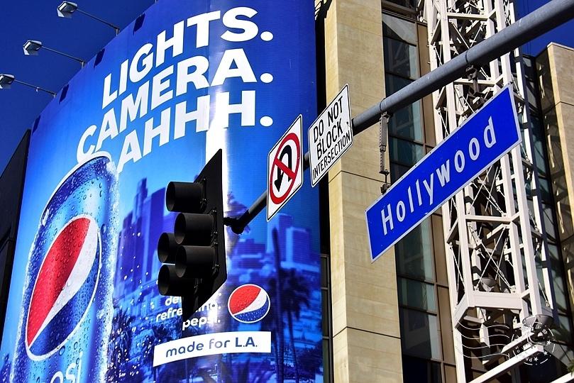 洛杉磯好萊塢大道