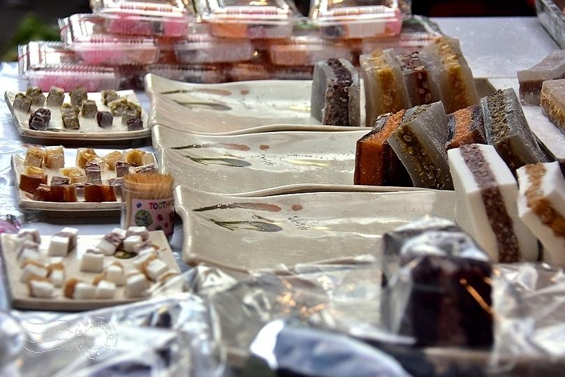台北東門市場涼糕