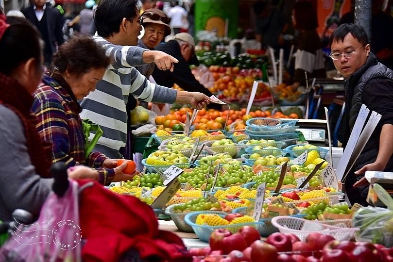 台北東門市場