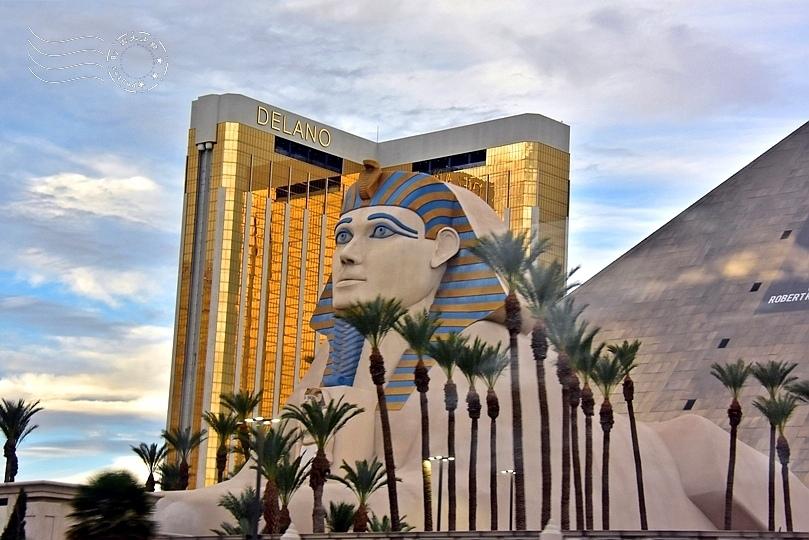 拉斯維加斯Luxor Hotel