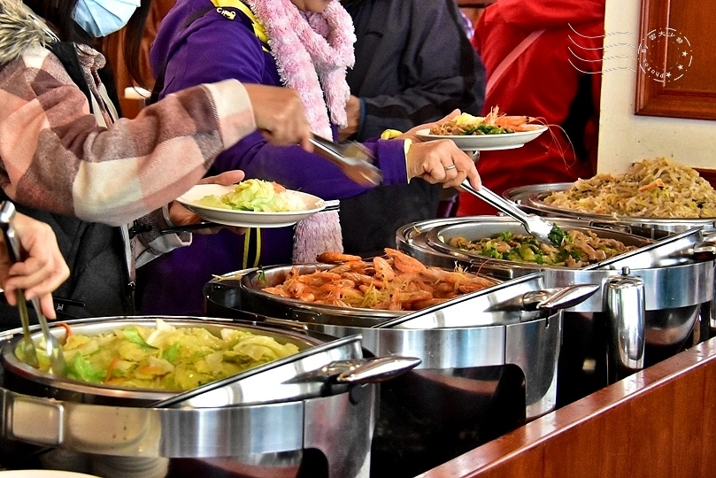 武陵國民賓館自助餐