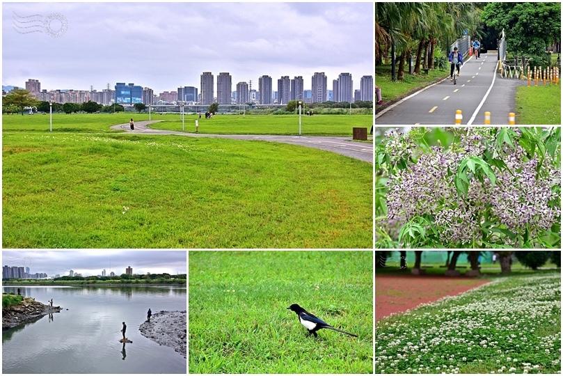 中正、華中河濱公園