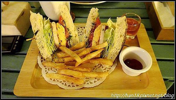 板橋早午餐-奈野咖啡Brunch (15)