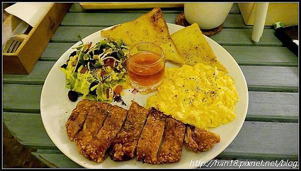 板橋早午餐-奈野咖啡Brunch (16)