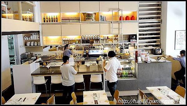 內湖-優本咖啡Brunch早午餐 (4)