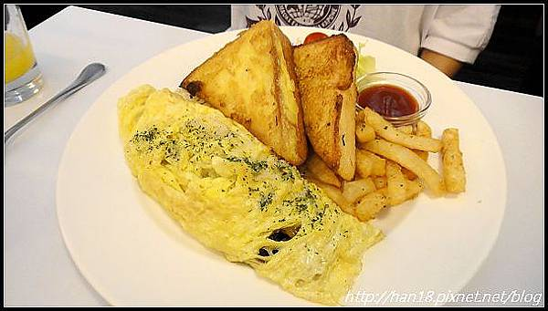 內湖-優本咖啡Brunch早午餐 (25)
