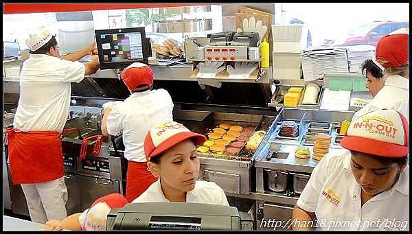 【美國】加州超好吃連鎖速食店-IN AND OUT (6)