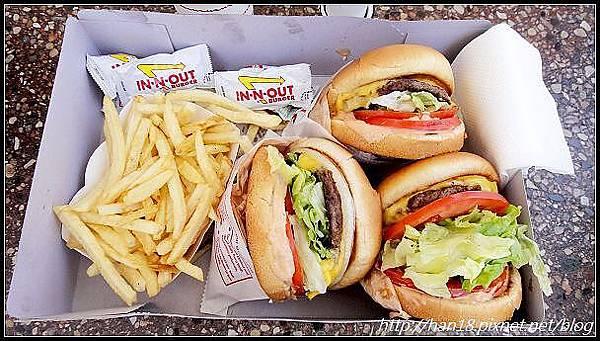 【美國】加州超好吃連鎖速食店-IN AND OUT (8)