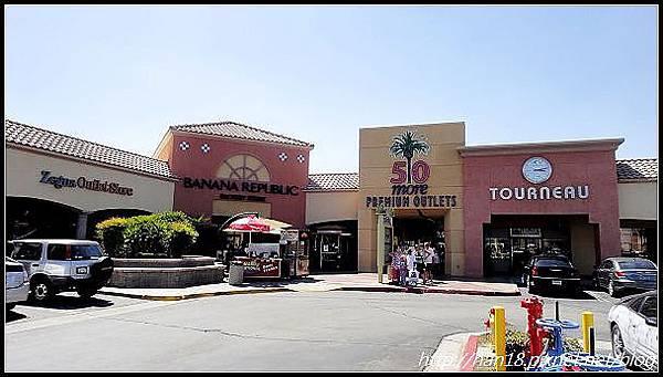 【美國】加州大型連鎖OUTLET~Desert Hills Premium Outlets (4)