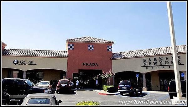 【美國】加州大型連鎖OUTLET~Desert Hills Premium Outlets (5)