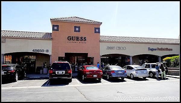 【美國】加州大型連鎖OUTLET~Desert Hills Premium Outlets (8)