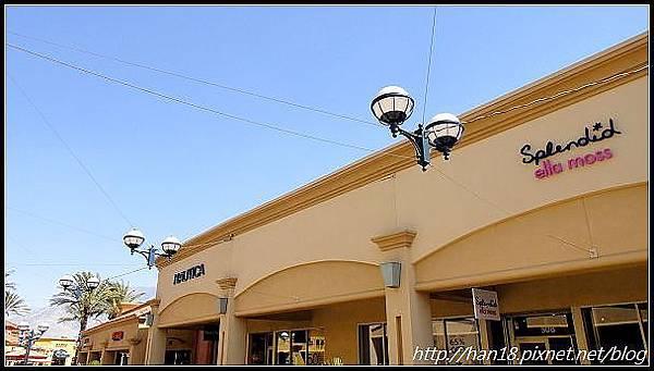 【美國】加州大型連鎖OUTLET~Desert Hills Premium Outlets (14)